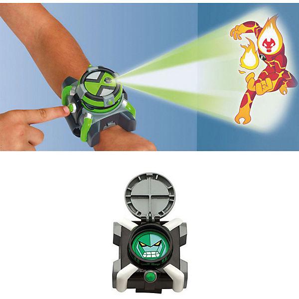 """Часы Playmates """"Ben 10"""" Омнитрикс, проектор"""