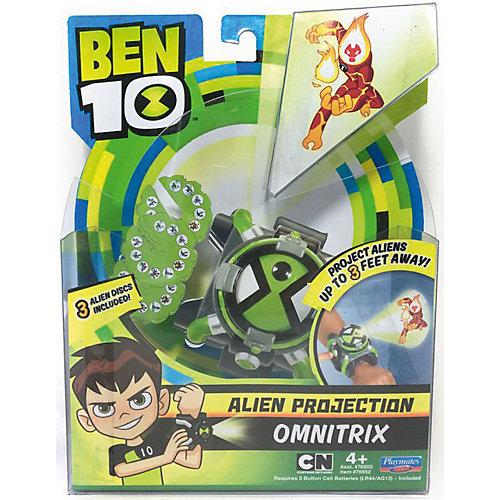 Часы Playmates Ben 10 «Омнитрикс, проектор» от PLAYMATES
