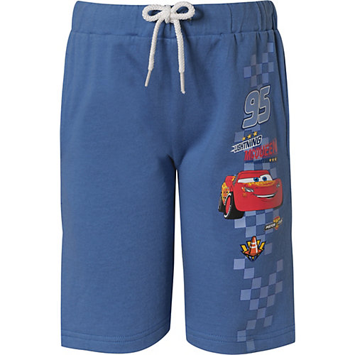 Disney Cars Sweatshorts Gr. 116/122 Jungen Kinder | 08715409106469