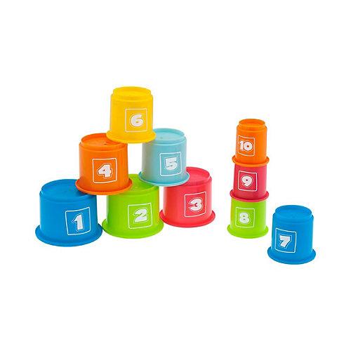Занимательная пирамидка Chicco с цифрами от CHICCO