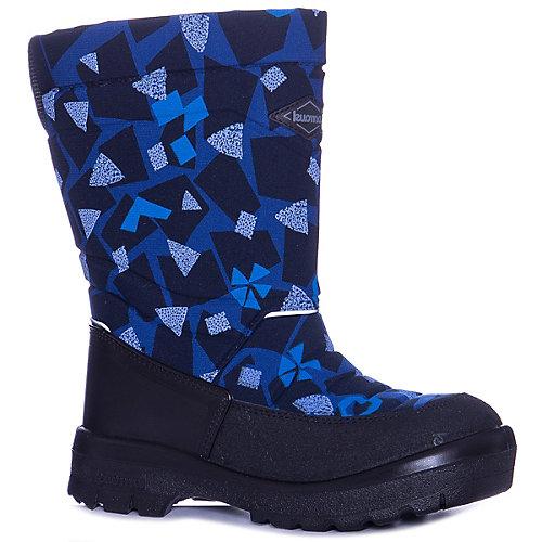 Утепленные сапоги Kuoma Putkivarsi - синий от Kuoma