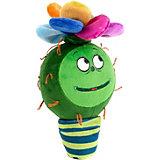 Мягкая игрушка Сказочный патруль Цветик-Разноцветик, озвученная, 20 см