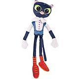 Мягкая игрушка Сказочный патруль Кот Ученый, озвученная, 32 см