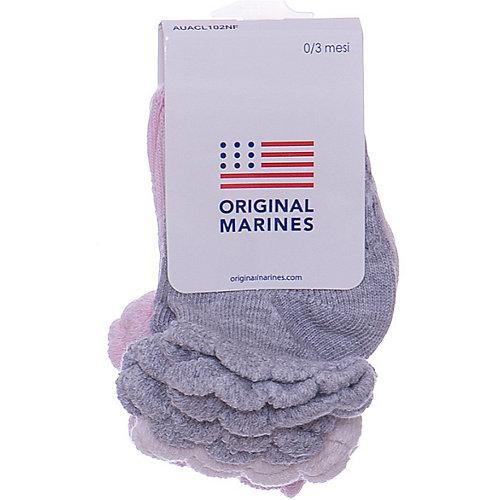 Носки Original Marines, 3 пары - белый от Original Marines