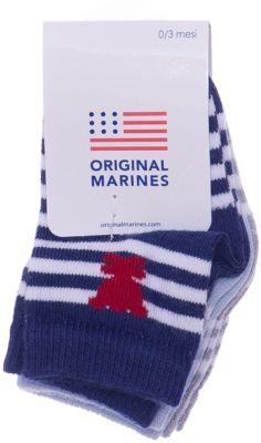 Носки, 3 пары Original Marines для мальчика