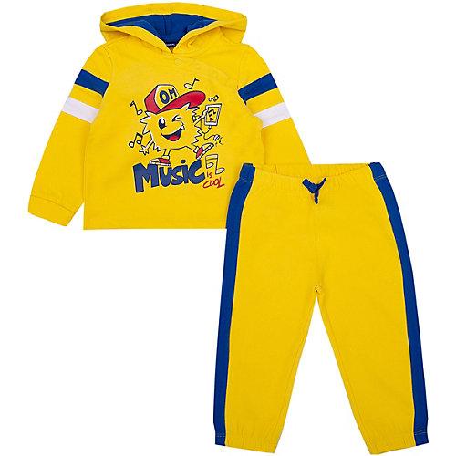 Спортивный костюм Original Marines - желтый от Original Marines