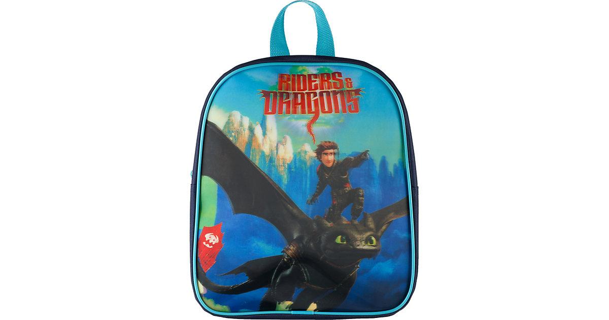 3D-Kinderrucksack Dragons