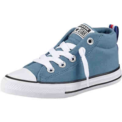 Kinder Sneakers High CTAS STREET MID CELESTIAL TEAL/BLACK