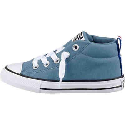 the latest d9c8d 41aa3 ... Kinder Sneakers High CTAS STREET MID CELESTIAL TEAL BLACK 2
