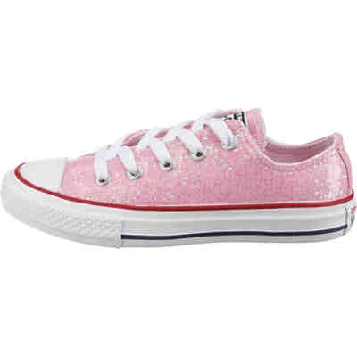 1863dd7904 ... Sneakers Low CTAS OX PINK FOAM/ENAMEL RED/WHITE für Mädchen 2