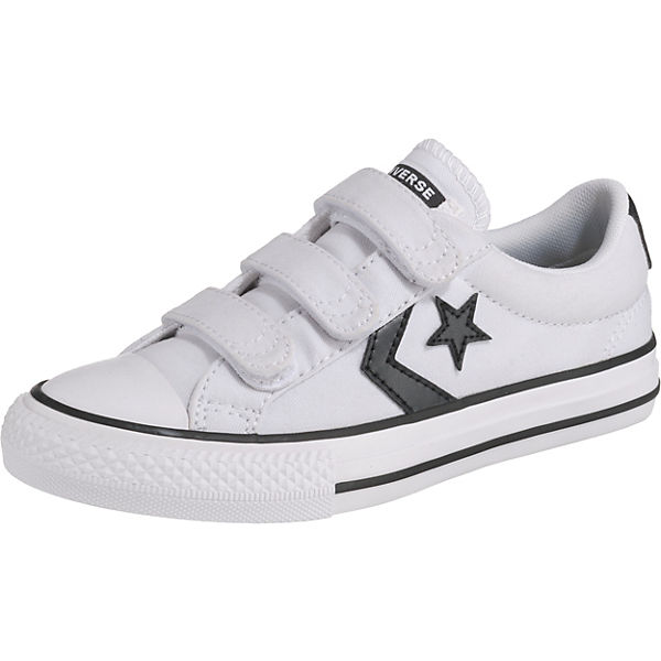 29c7541380780e Sneakers Low STAR PLAYER 3V OX WHITE BLACK WHITE für Jungen. CONVERSE