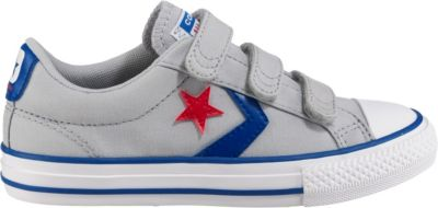 Sneakers Low STAR PLAYER 3V OX WOLF GREYBLUE für Jungen