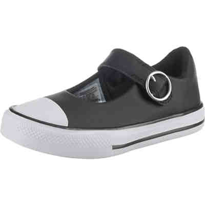 Kinder Ballerinas CTAS SUPERPLAY MARY JANE OX BLACK/BLACK