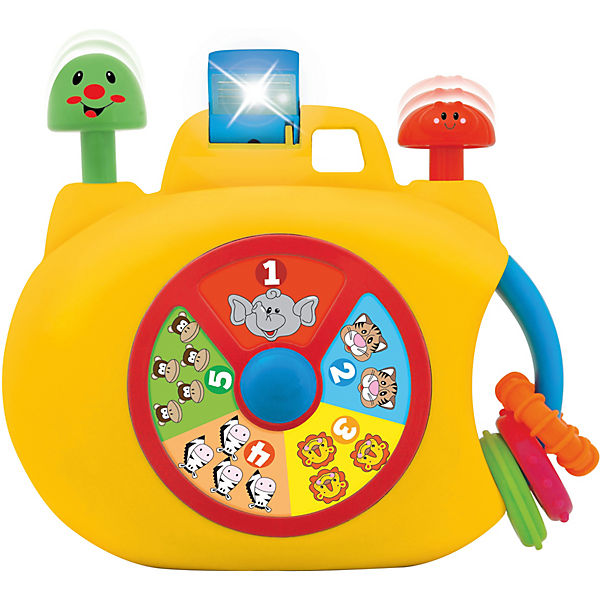 """Развивающая игрушка  """"Забавная камера"""" Kiddieland"""