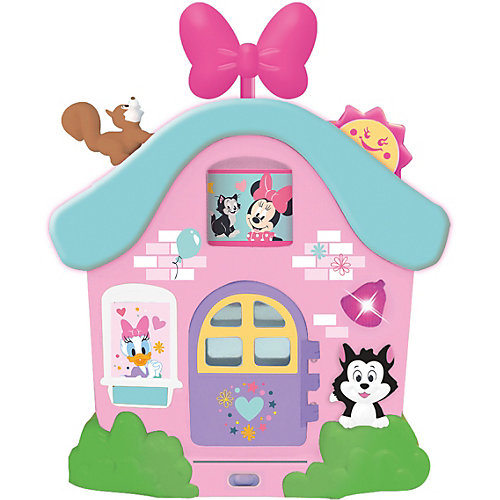 """Развивающая игрушка """"Интерактивный домик """"Минни Маус и друзья"""" Kiddieland от Kiddieland"""