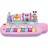 """Развивающая игрушка """"Пианино с животными  Минни  Маус и друзья"""" Kiddieland"""