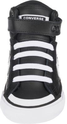 CONVERSE, Sneakers High PRO BLAZE STRAP für Jungen, schwarz