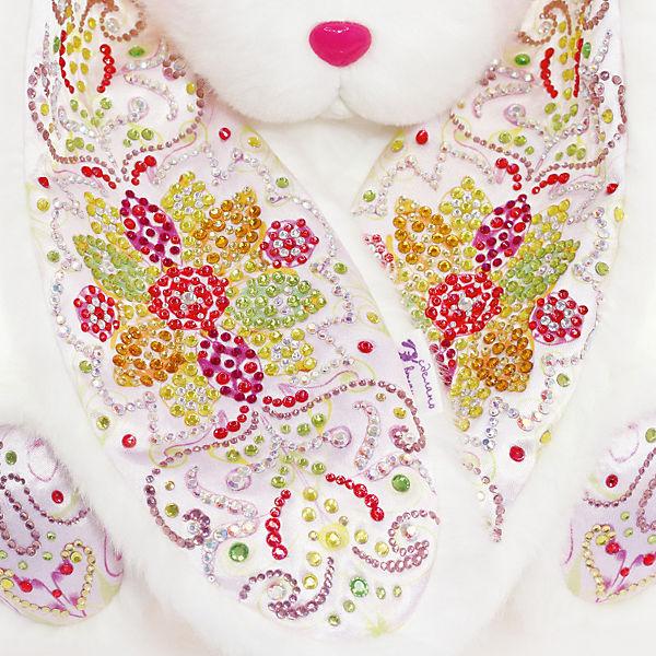 Зайка Piglette (Пиглет) Цветик-Семицветик, 35 см
