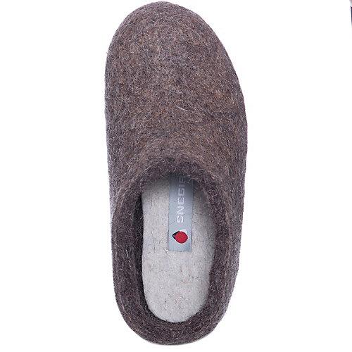 Тапочки Snegi - серый от SNEGI