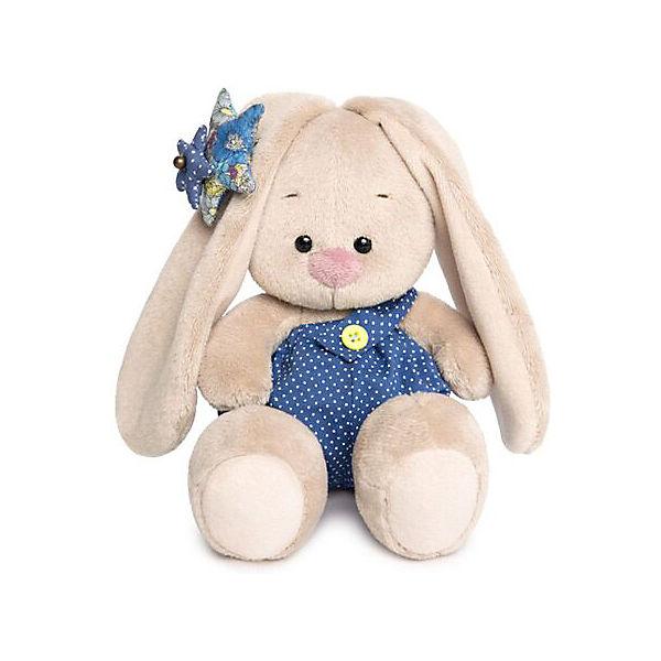 Мягкая игрушка Budi Basa Зайка Ми в трусах на лямочках, 15 см