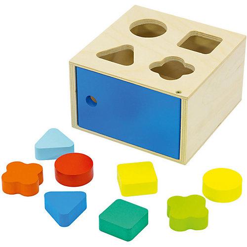Сортер Alatoys, куб от Alatoys