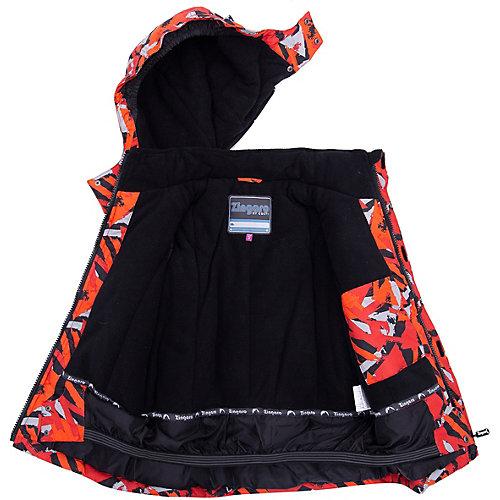 Комплект Zingaro by Gusti: куртка, полукомбинезон - оранжевый от Zingaro by Gusti