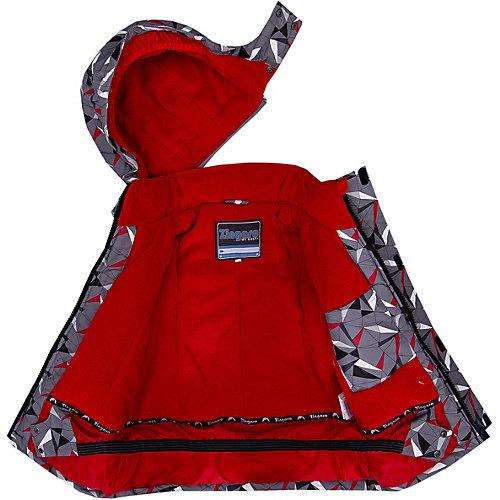 Комплект Zingaro by Gusti: куртка, полукомбинезон - серый от Zingaro by Gusti