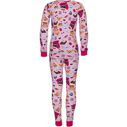 Пижама Hatley - розовый от Hatley
