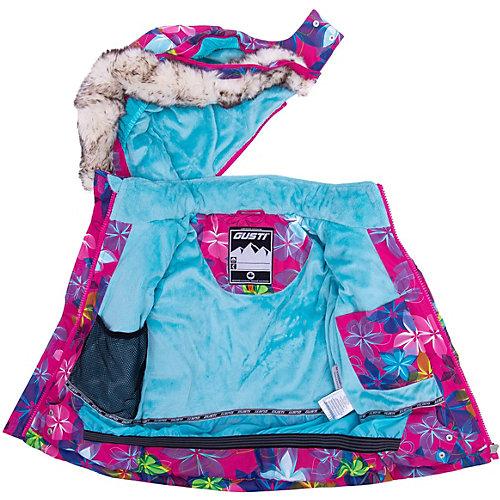 Комплект Gusti: куртка и полукомбинезон - розовый от Gusti