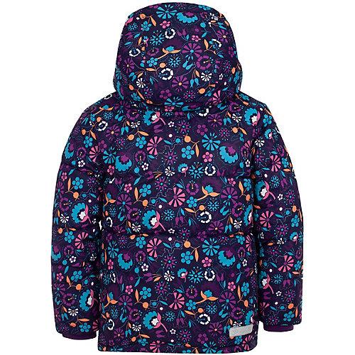 Комплект Salve: утепленная куртка и полукомбинезон - синий от Salve