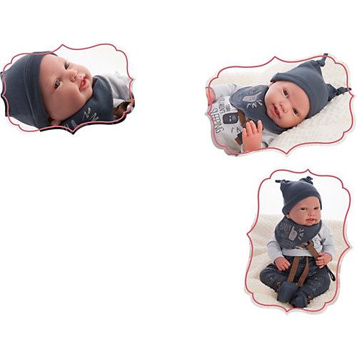 Кукла Juan Antonio Munecas Реборн младенец Джо, 40 см от Munecas Antonio Juan