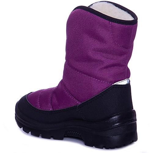 Сапоги Next Nordman для девочки - фиолетовый от Nordman
