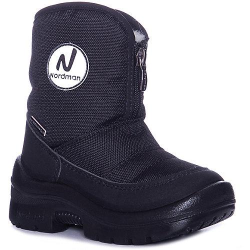 Утепленные сапоги Nordman Next - черный от Nordman