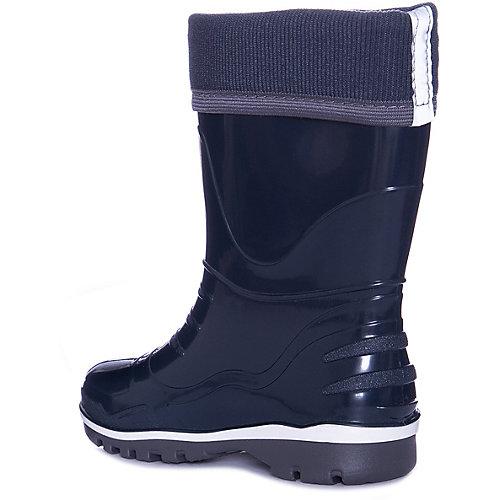 Резиновые сапоги со съемным носком Nordman Step - темно-синий от Nordman