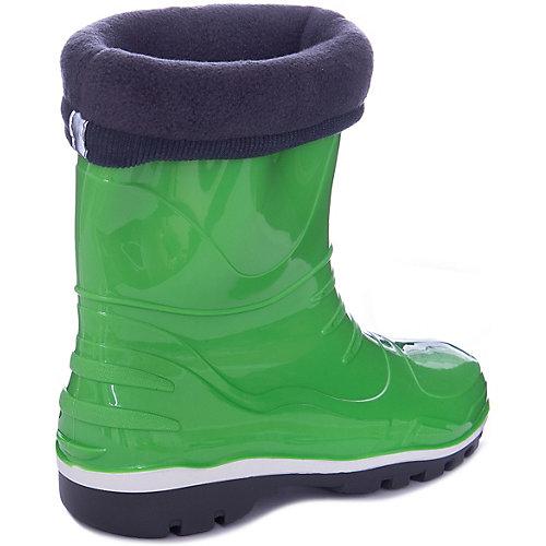 Резиновые сапоги со съемным носком Nordman Step - светло-зеленый от Nordman