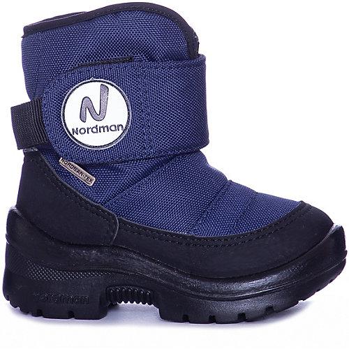 Утепленные сапоги Nordman Next - синий от Nordman