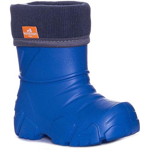 Сноубутсы Nordman Kids - синий от Nordman