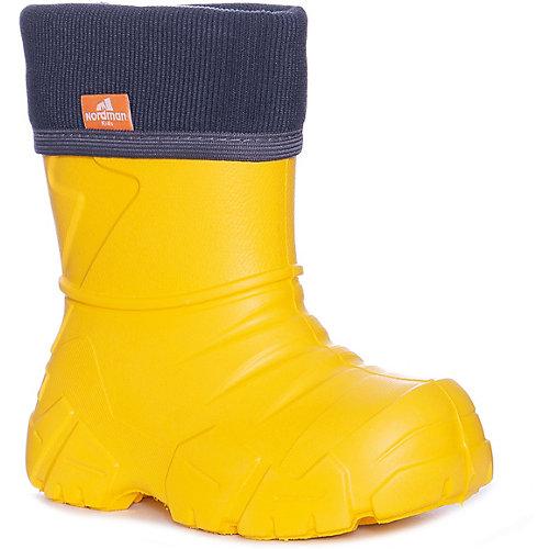 Сноубутсы Nordman Kids - желтый от Nordman