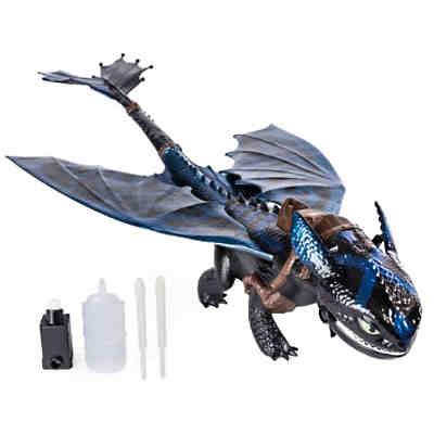 Dragons Feuerspuckender Ohnezahn Dragons