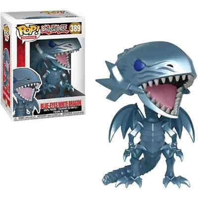 Funko POP!  Animation: Yu-Gi-Oh! S1- Blue Eyes White Dragon