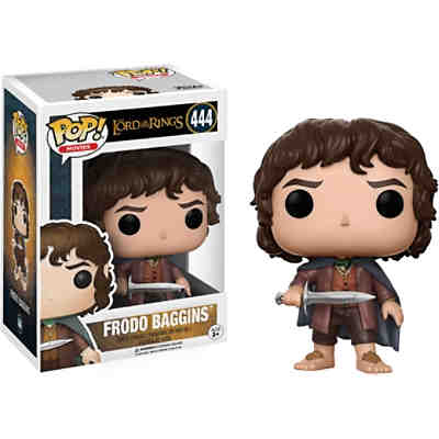 Funko POP!  Movies: Hobbit - Frodo Baggins +CHASE