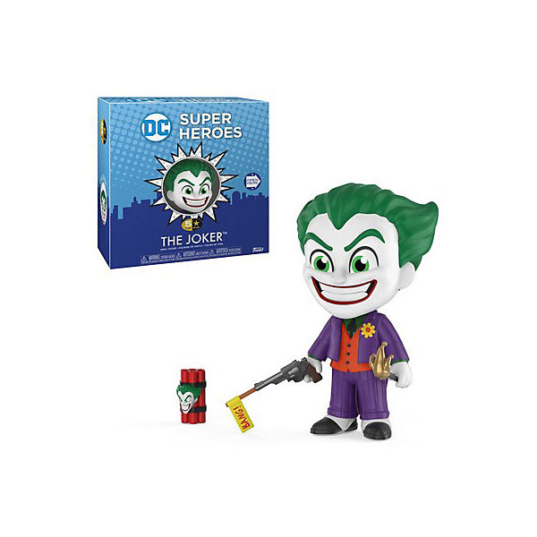 Funko 5 Star: DC Classic - The Joker, DC Super Heroes