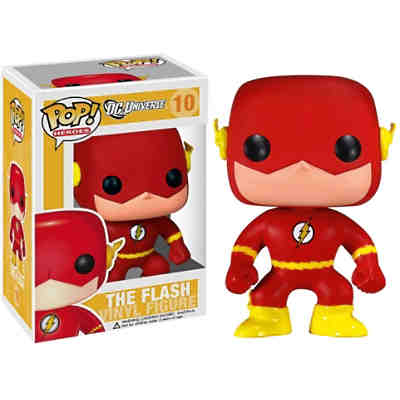 Funko POP!  Heroes: DC Universe- The Flash