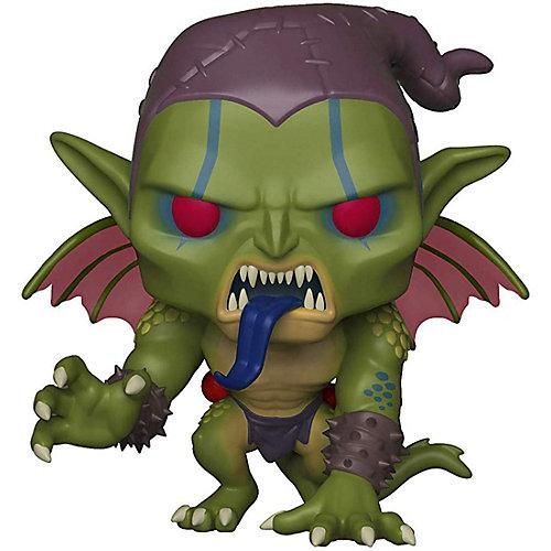 """Фигурка Funko POP! Bobble: Marvel """"Человек-паук"""" Зелёный Гоблин, 33979 от Funko"""