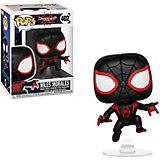 "Фигурка Funko POP! Bobble: Marvel ""Человек-паук"" Майлз Моралес в костюме паука, 33977"