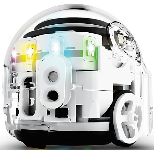 Ozobot Evo White Продвинутый набор, белый робот от Ozobot