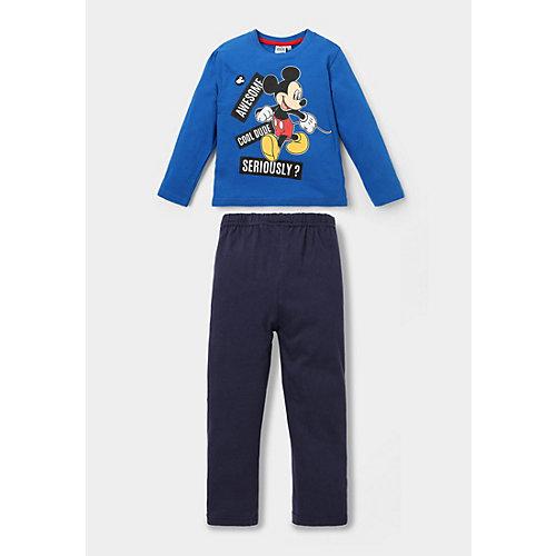 Disney Disney Mickey Schlafanzug Gr. 116 Jungen Kinder | 04060617018542