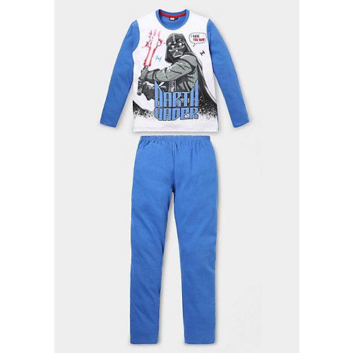 Star Wars Schlafanzug Gr. 128 Jungen Kleinkinder | 04060617018900