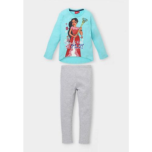 Disney Elena von Avalor Schlafanzug Gr. 116 Mädchen Kinder | 04060617021436