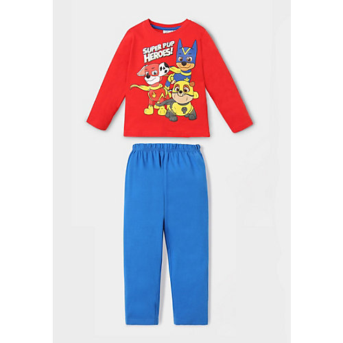 Paw Patrol Schlafanzug Gr. 116 Jungen Kinder | 04060617006624
